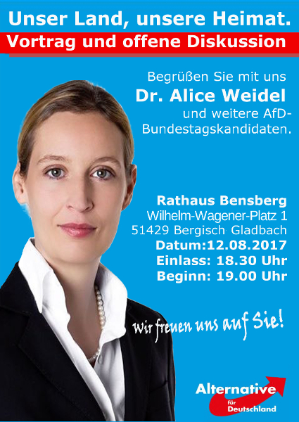 Dr. Alice Weidel